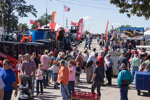 2017 Ozark Fall Farmfest