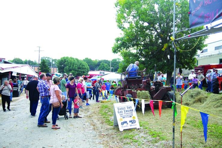 2018 Ozark Fall Farmfest